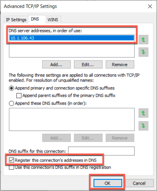 Fortigate DHCP And Microsoft Dynamic DNS