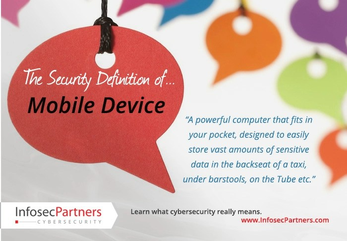 Mobile Security Definition