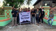 """Bagikan Sembako """"Jatecome Bike Community"""" Kembali Sasar Sejumlah Warga"""