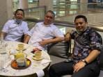 Bahas Pilwali Makassar, NasDem – Gerindra Makin Mesra