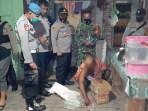Kerjasama TNI-Polri Berhasil Sita Puluhan Kantong Miras di Luwuk Utara