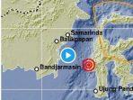 Gempa Majene Berkekuatan 5,9 MT, Getarannya Terasa di Sidrap