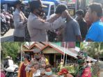 Puluhan Pedagang & Pengunjung Pasar Terjaring Razia Prokes
