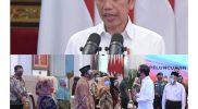 Hari Ini, Presiden Jokowi Luncurkan Bantuan Tunai Tahun 2021 se Indonesia