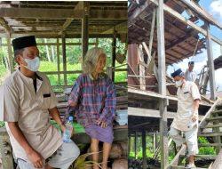 Tempati Rumah Tak Layak Huni, Akhirnya Nenek Icaba Nikmati Rumah Baru Bantuan Pribadi H Pilli