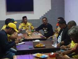 Bersama SC, OC dan Panpel Musda Golkar Gelar Rapat Persiapan
