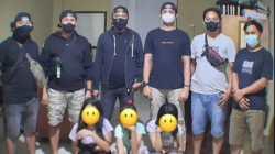 Unit Resmob PJP Amankan 3 Wanita Penganiaya Asal Pinrang dan Makassar