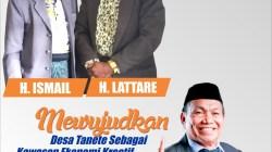 Didukung Tomas, H Baharuddin Siap Lanjutkan Program Pembangunan Desa