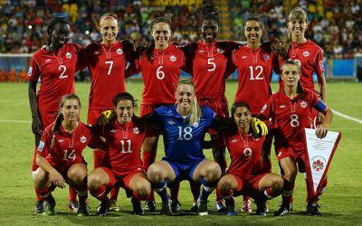 Un point amer en match d'ouverture de la Coupe du Monde pour Canada W17