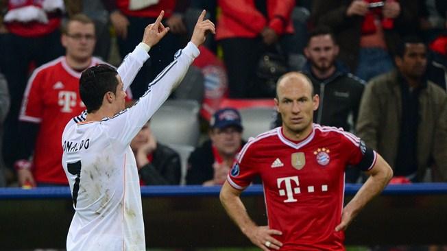 Le Real corrige le Bayern et va en finale
