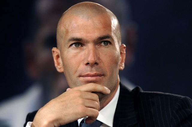 Zidane fait le grand saut comme entraîneur