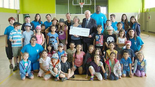 La Fondation Impact de Montréal remet 100 000$ à la communauté