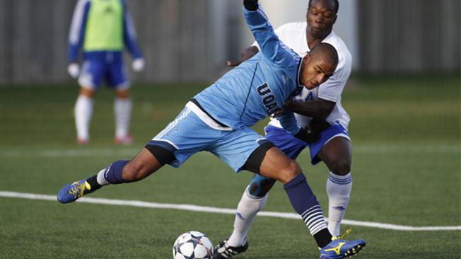 Soccer : Retour en tête pour les Citadins