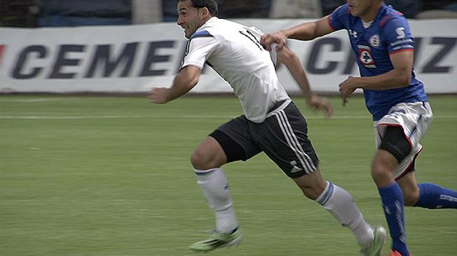 Oduro marque le but vainqueur dans un gain de 1-0 contre Cruz Azul