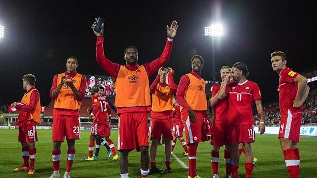 Victoire à domicile du Canada en qualification pour la Coupe du Monde 2018