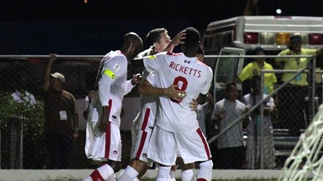 Le Canada parmi les 12 de la CONCACAF dans la prochaine ronde vers Russie 2018
