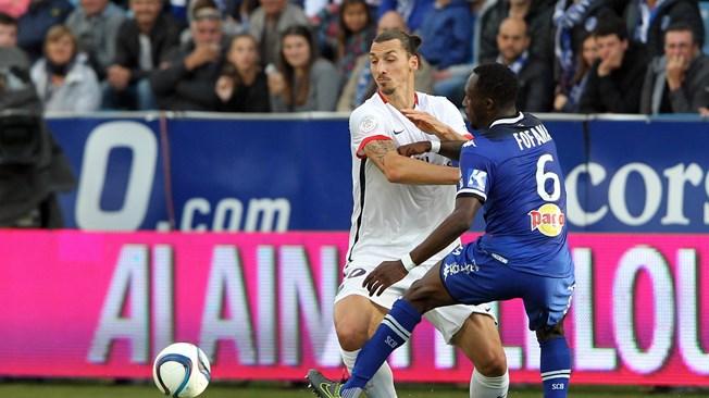 Le PSG bat Bastia sans se blesser