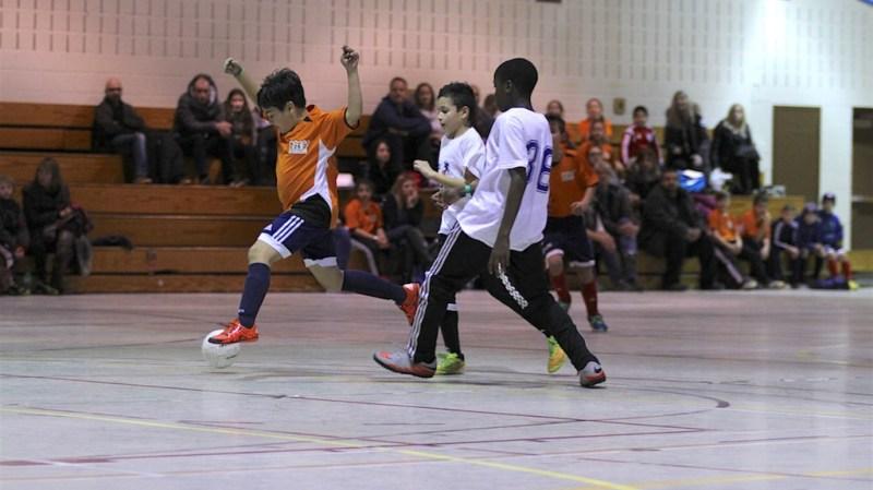 Retour sur le défi futsal primaire 2015