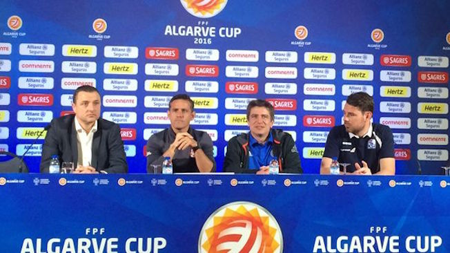 Coupe Algarve 2016: aperçu du tournoi de l'équipe nationale féminine