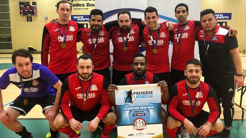 La PLFQ couronne ses champions de la saison 2015-16