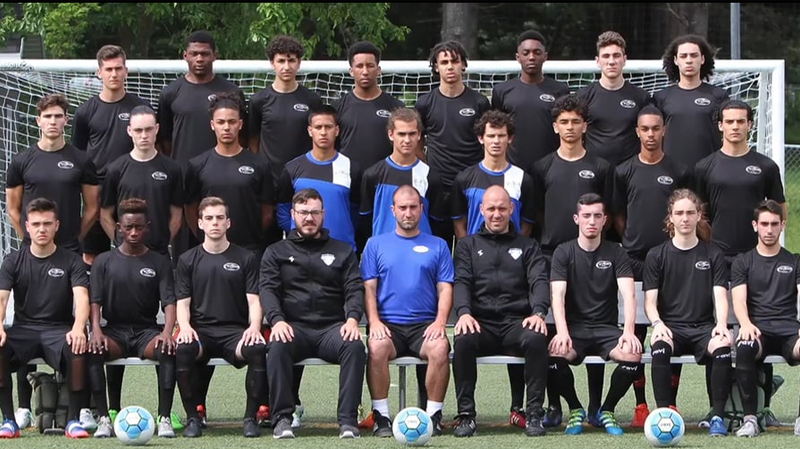 Camp fermé de l'équipe U18 masculin du Québec