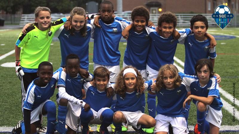 Soccer Québec Centre un club à part