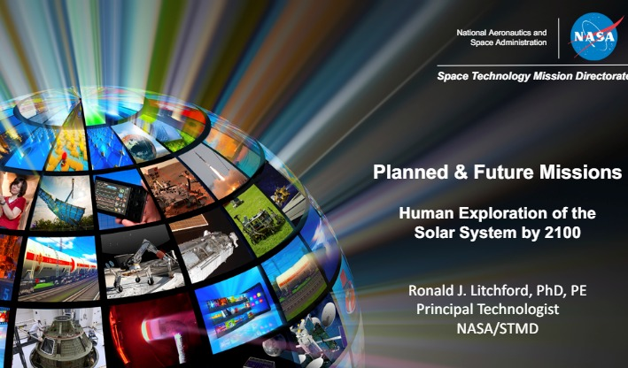 PDF. Planned & Future Missions. Human Exploration of the Solar System by 2100