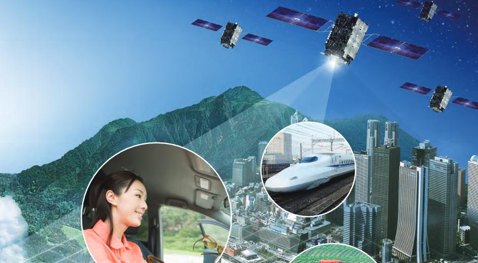 Colección. 8 PDF. Satelites Michibiki - Quasi-Zenith Satellite System
