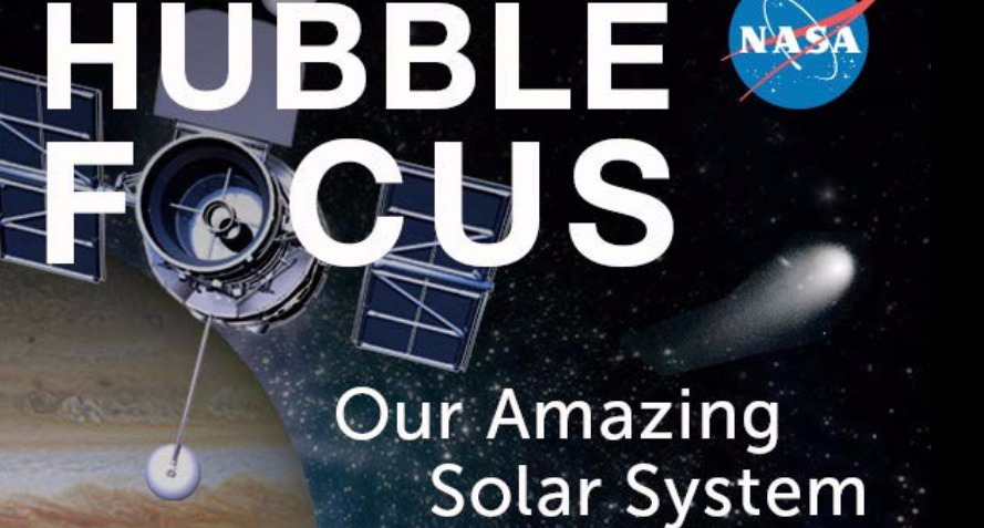 Libro. Hubble Focus. Our Amazing Solar System