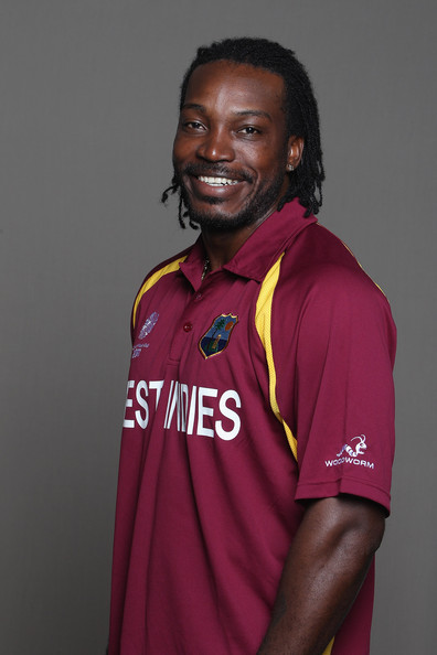 Chris gayle The Crickter