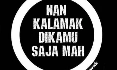 Meme Bahasa Minang