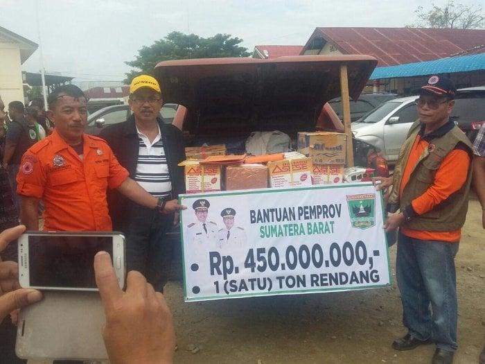 Rendang Untuk Aceh