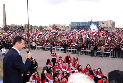 """Ballanche : """"Les Syriens sont nationalistes"""". Un élément que ne pouvaient certes comprendre..."""