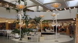 Sector central Biblioteca Pública