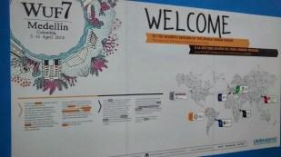 Bienvenida al Foro Urbano Mundial Medellín - World Urban Forum WUF7