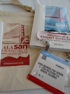 !Bienvenida ALAAC15!