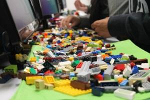 Lego en el aula