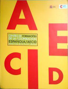 Folleto del AECID