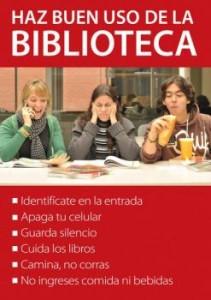 afiche biblioteca peru