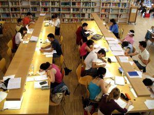 Lectura y universitarios