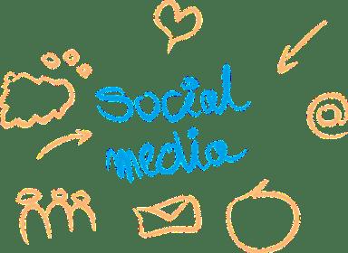 Social Media por kropekk_pl, disponible con licencia CC0 Public Domain en http://j.mp/1vkYrxv