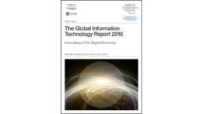Reporte TIC WEF 2016