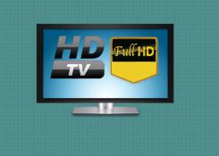 Qual a diferença entre HDTV e Full HD?