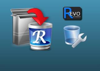 Revo - Revo Uninstaller, desinstala programas sem deixar sobras.