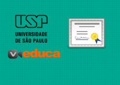 USP lança portal para oferecer cursos superiores gratuitos.