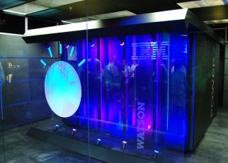 IBM Watson - Conheça o computador que venceu um humano no jogo de perguntas e respostas.