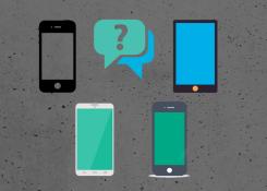 Na hora da compra, como escolher o Smartphone ideal.