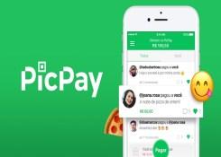 Aplicativo PicPay transforma o Smartphone em carteira virtual.