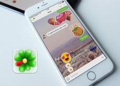 Nova versão do ICQ para iOS traz maior facilidade de acesso, temas e papéis de parede inéditos