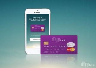 nubank - Conheça o Nubank: Um cartão de crédito sem anuidade, tarifas e burocracias.